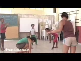 Presentación de Lazos en Perú en Danza