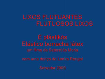 LIXOS FLUTUANTES