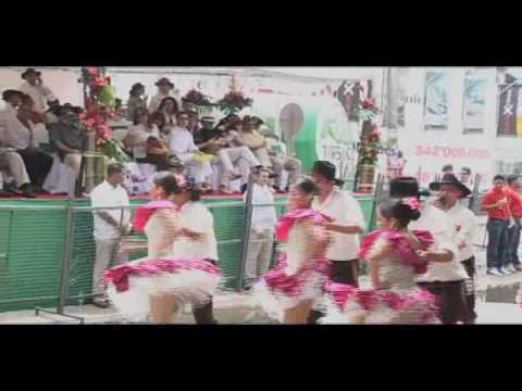 Video institucional Plan Nacional de Danza, Colombia