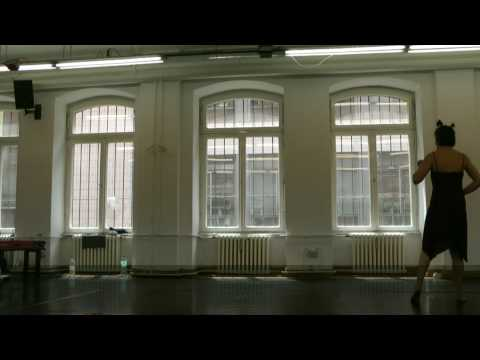 Berlin Post School For Physical Theatre-Dance Impro sessions music by Juan Salinas Odger
