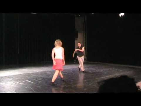 Tango x3 by Ezequiel Sanucci Contemporary Tango (trailer)