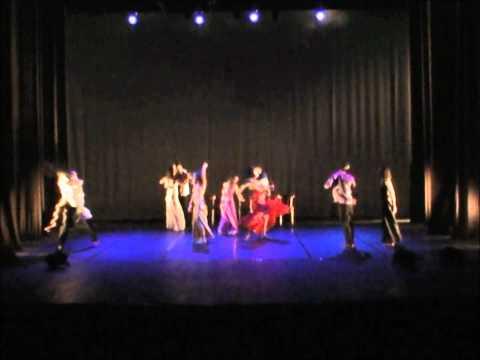 As Cores de Frida - Cena Vermelha - Trecho 3