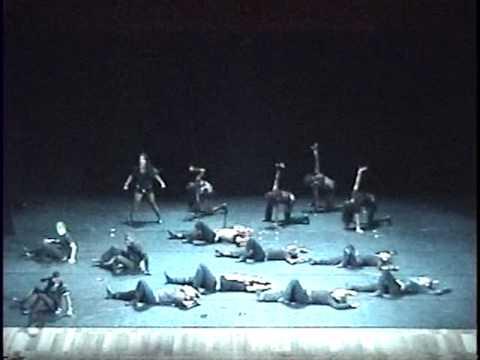 INTOCÁVEIS CIA DE DANÇA 2010 -Dança ribeirão 2010