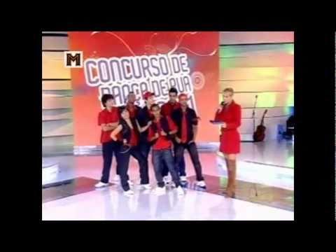 COMRUA - CONCURSO DE DANÇA DE RUA DO TV XUXA 2011