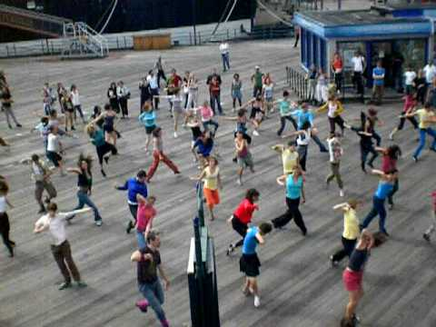 Fame Flash Mob NYC