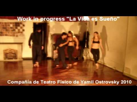 work in progress La vida es sue 2010.avi
