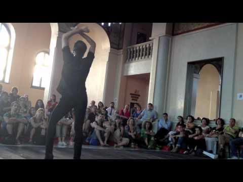 dance-tech.tv @ mov_s 2012: Conversacion con Israel Galván, Cádiz, España