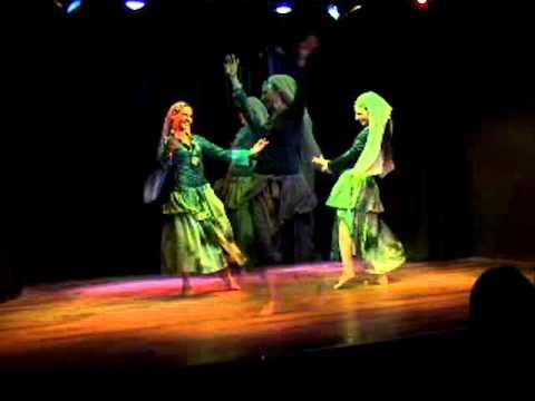 Nuz-Ha.Danzas y Músicas del Mundo Árabe.