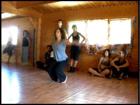 Danza contemporánea: sentimiento e intensidad