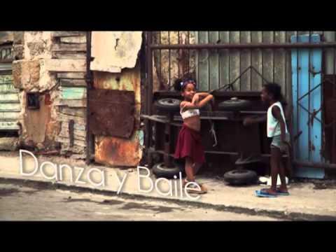 Workuba dancing in Havana