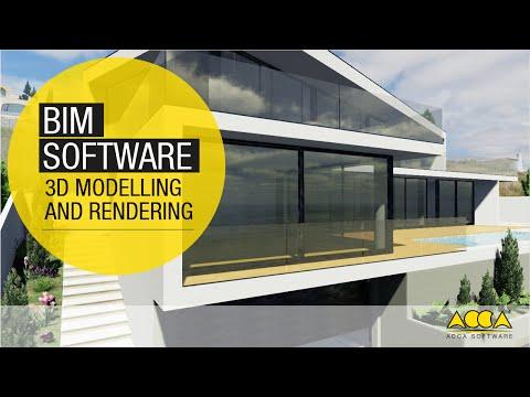 Software BIM para el proyecto de arquitectura 3D – ACCA   Edificius #26 ES