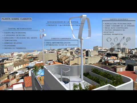 GECOHOMEPROJECT - Vivienda pasiva (HD)
