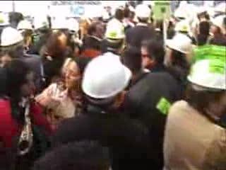 """AJAM: NO al  R.D. a la """"Boloñesa"""". 25/10/2007"""