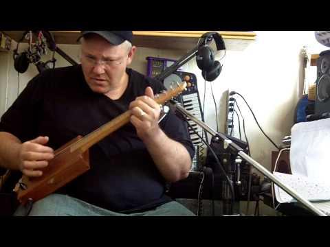 cigar box ukulele (Big Green & Harry by Ice Bob)
