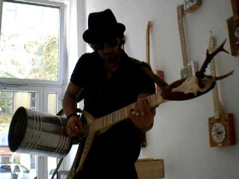 Chris Fillmore - Klangbox Guitar Check - Hollerbuck! n°35