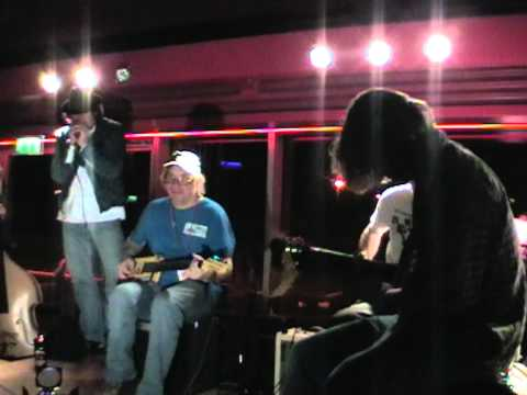Blues Jam -  UK Cigar Box Guitar Festival 2010