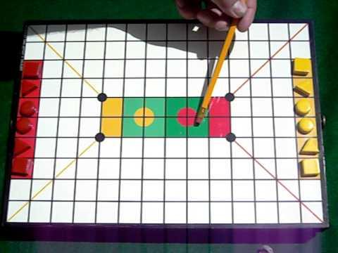 "Great discovery ""Relapse"" board game by Jeffery A. Krueger"