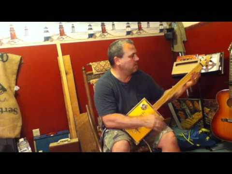 cigar box guitar for fathers day