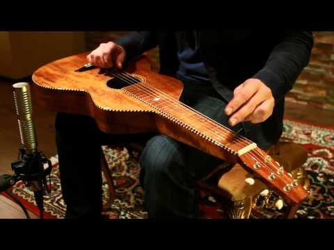 Weissenborn Instrumental : Thomas Oliver - 'The Moment'