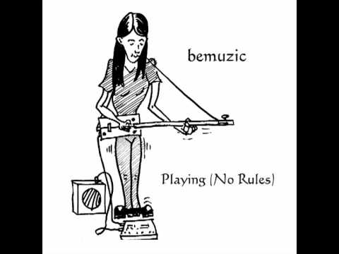 """My first album """"Playing (No Rules)"""" is OUT NOW!!!"""