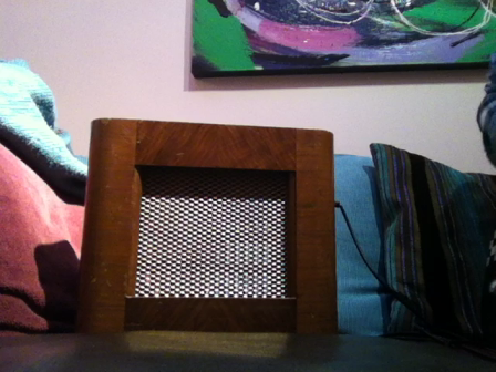 Cigar box mini amp