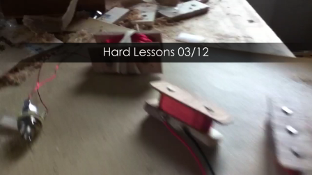 Pickup Winding Lessons