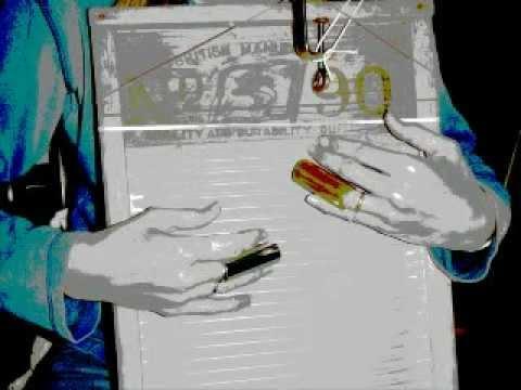 Washboard Revolution Blues - BE & BUG.mpg