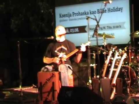 Smoothead live at Kastav Blues Festival