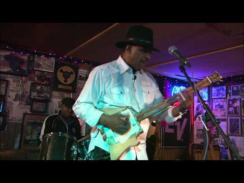 "Earl ""Guitar"" Williams - ""Hey Mr. Gip"" at Gip's Place"