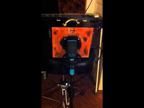 JT Woodruff's Saner Cigar Box Guitar Amp