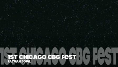 1st Chicago CBG Fest 2012