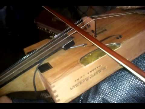 Magnetic Violin Pickup