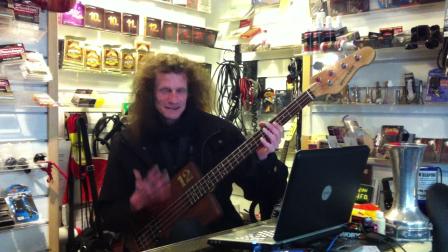 Dirtbox Guitars Bass