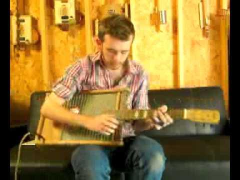 Stella Sunnyland  Washboard Guitar