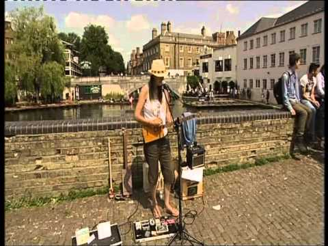 bemuzic on ITV weather (don't blink or you'll miss it!!)