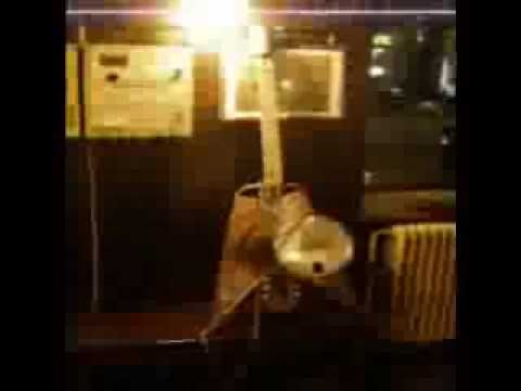 """Kupferbock"" handmade copper guitar"