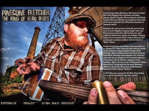 GuitarTV Presents: Interview with Pinecone Fletcher