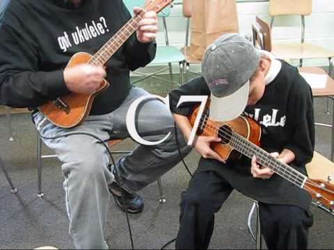 "UKULELE BLUES IMPROVISATION -  Taught by ""UKULELE MIKE"""