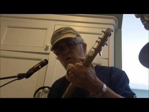 Cigar Box Guitar - Write Me a Few Lines
