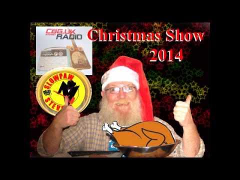 CBG UK Radio - SLOWPAW CHRISTMAS SHOW 2014