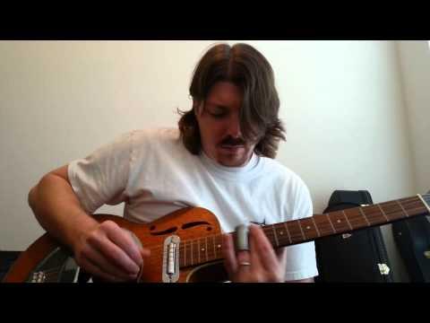Guitar Slide Comparison - RMSC/Dunlop/cheap steel spacer