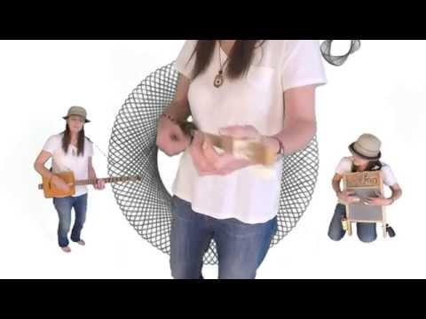 In, Out - with Cigar Box Guitar, Canjo and Washboard