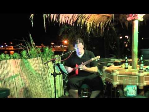 3-string Cigar Box Guitar Improv