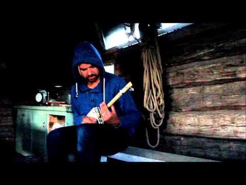 "Marty the Random Guy ""One String Blues"" -Rehearsal-"