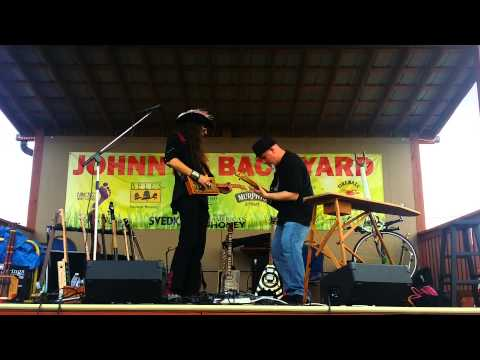 Dos Amigos  - Justin  Johnson  & Scotty Shipps