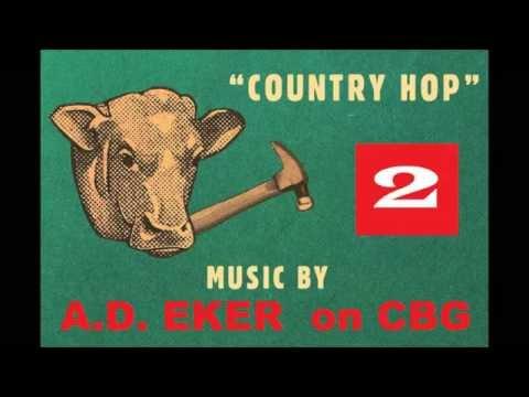 Country Hop        A D Eker 2015