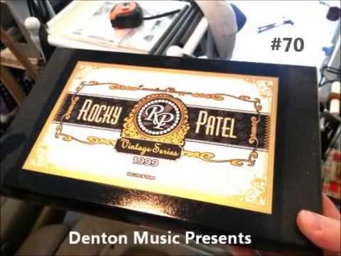 Denton Music Sliders - Rocky Patel #70