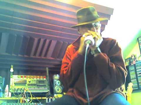 Salt Shaker Retro Microphone