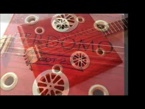 DENTON MUSIC - Cigar Box Instruments 2015