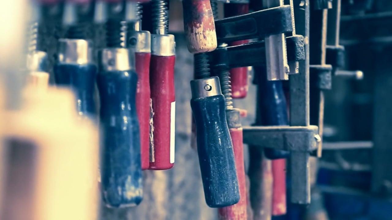 Bluestring Guitars Woodworking